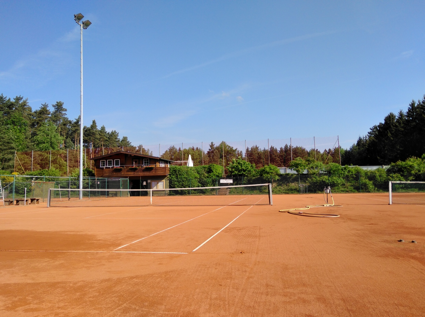 TSV Bindlach – Tennis
