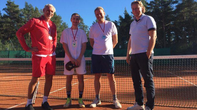 Vereinsmeisterschaften Tennis 2018
