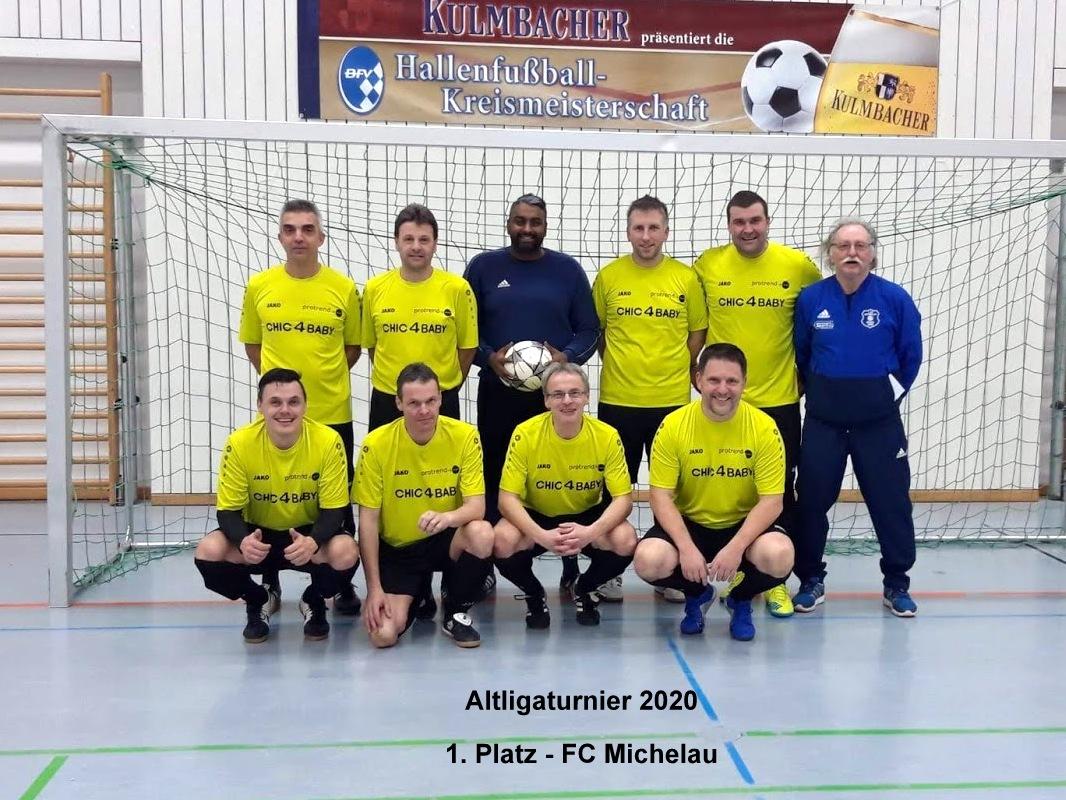 Sieger FC Michelau